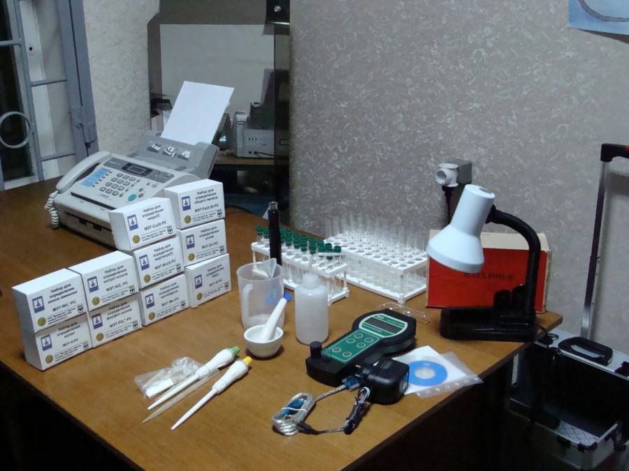 Как сделать лабораторию